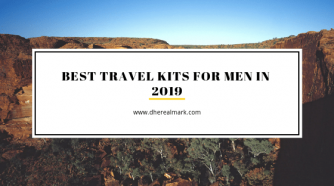 Best travel kits for men in 2019