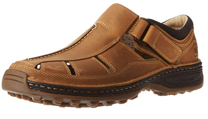 Best closed toe sandals for men in 2019
