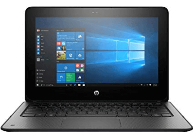 hp 11.6 inch laptop