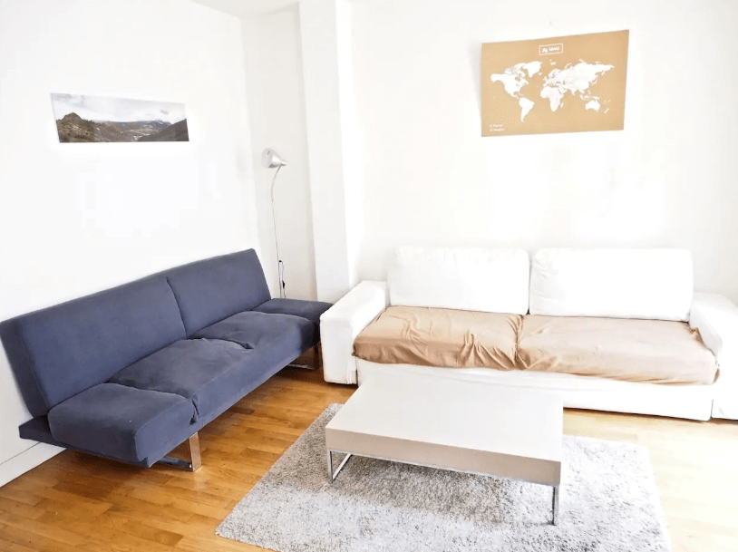 Airbnb near Louvre