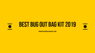 Best Bug Out Bag Kit 2019