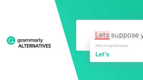 Little Known Facts About Grammarly Alternative.