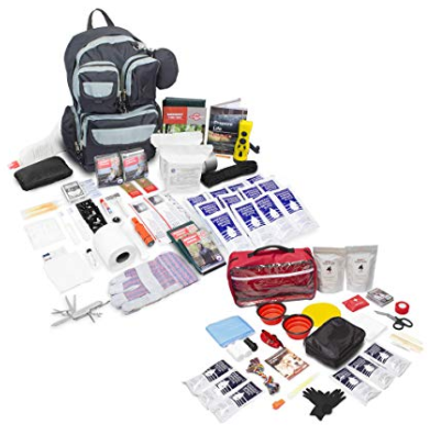 Emergency Zone Urban Survival 72 Hour Bug Out or Go Bag
