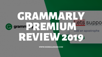 Grammarly Premium review 2019