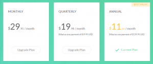 Grammarly Software Pricing
