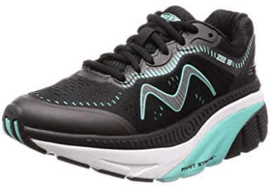 MBT Shoes Women's Zee 18 Athletic Shoe for walking all day