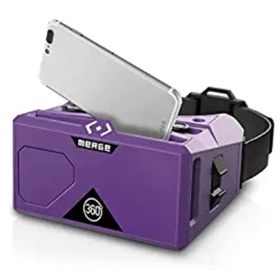 MERGE AR VR Headset for iphones