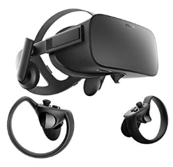 Oculus Rift + Touch Virtual Reality System for PC