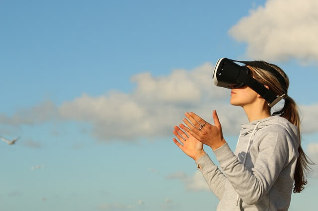What is a VR headset