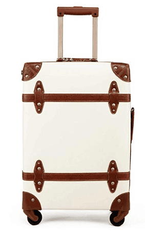HoJax Vintage Travel suitcase