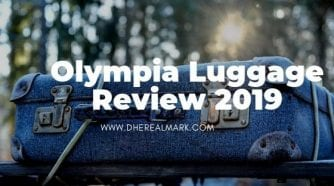 Olympia Luggage Review