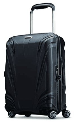 Samsonite Silhouette Xv Hardside Spinner 21, Black