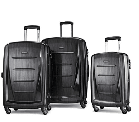 Samsonite Winfield 2 hard sided luggage