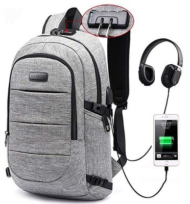 anti theft backpack 2019