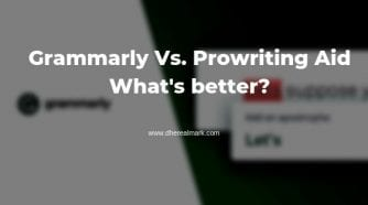 Grammarly Vs. Whitesmoke