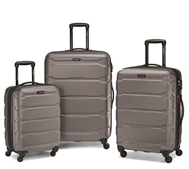 Samsonite omni review