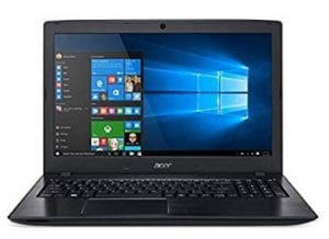 Acer Aspire E 15 E5-576-392H Notebook