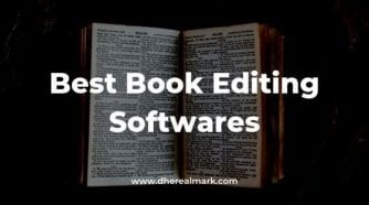 Best Book Editing Softwares