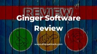 Ginger Software Review