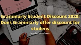 Gramarly premium discount for students in 2020