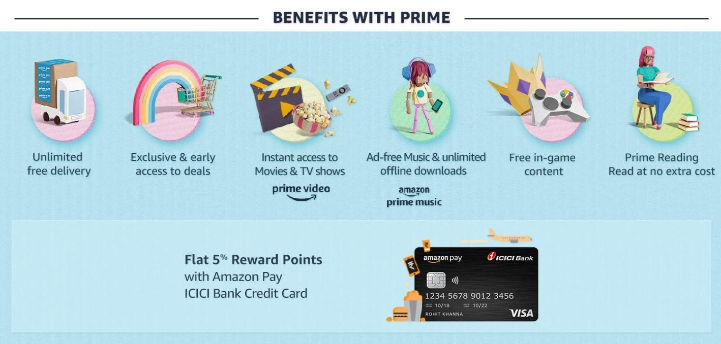 How to Get Amazon Prime Trial Without a Credit Card?