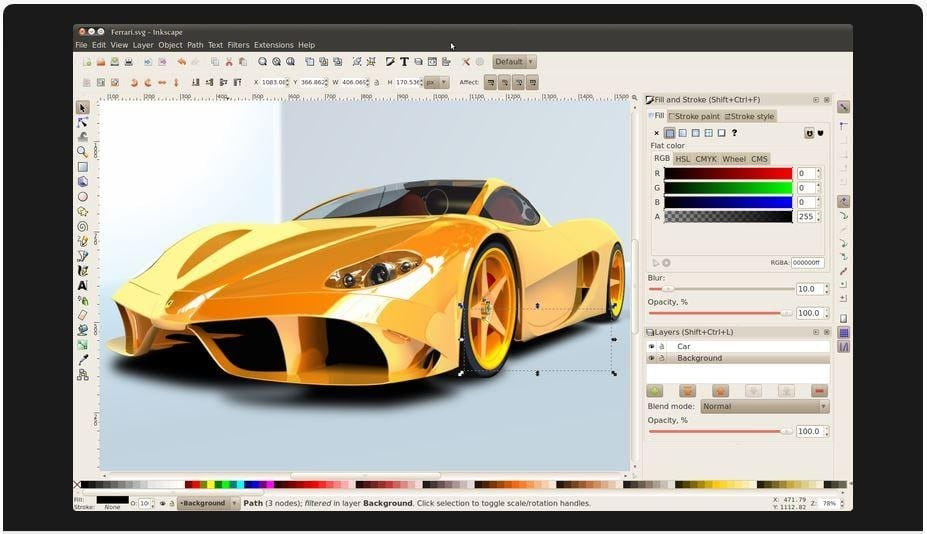 software for graphic designs