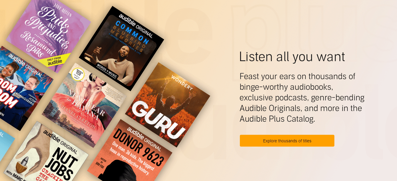 Is audible worth it?