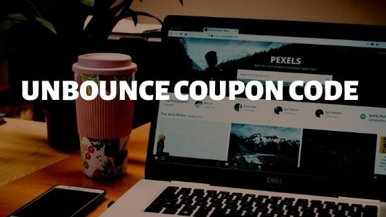 Unbounce Coupon Code and Promo Code - Get Up to 50% Discount